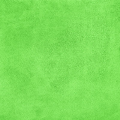 Faux Suede Fabric Grass Green