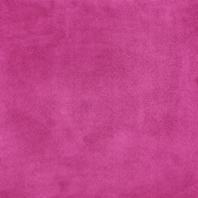 Faux Suede Fabric Hot Pink