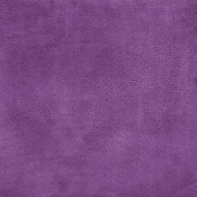 Faux Suede Fabric Hyacinth Violet