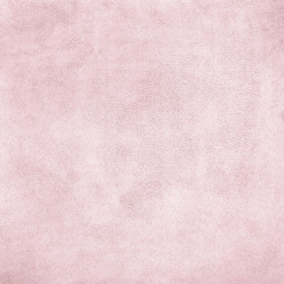 Faux Suede Fabric Pastel Pink