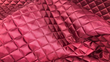4oz Box Quilted PU Fabric