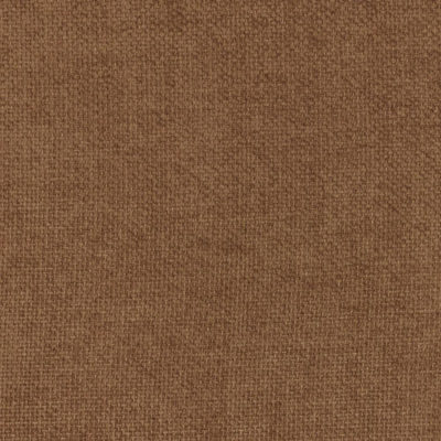 Basketweave Chenille Fabric Light Brown