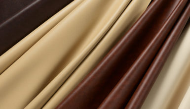 Nevada Faux Leather Fabric Group