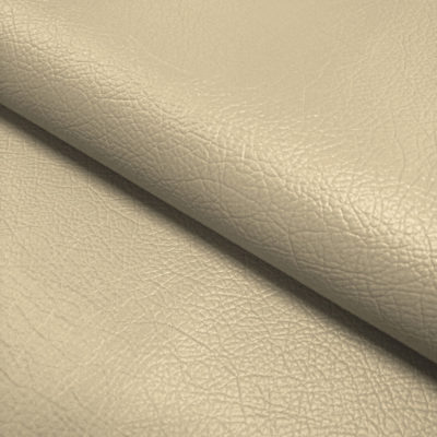 Nevada Faux Leather Fabric Buttermilk
